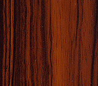 ABS Wooden Dark Brown High Gloss Glam Laminates