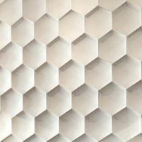 3D-H14 3d Panel glam laminates
