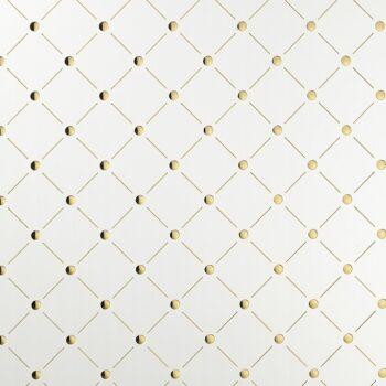 PL 3D H-10-30 Pearl White PF Golde_D Glam Laminates