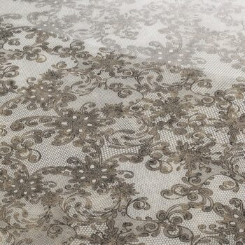 SG LACE White Antique brown_D Glam Laminates